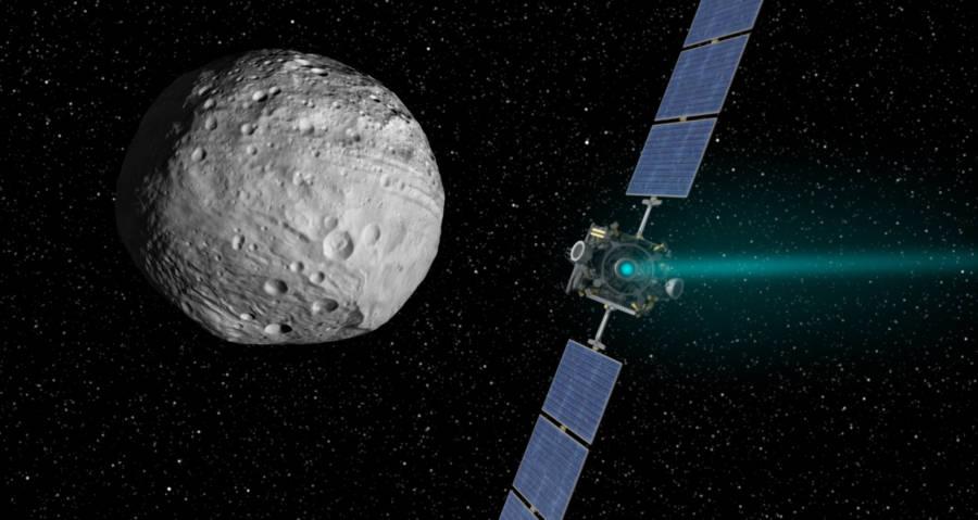 Dart Asteroid