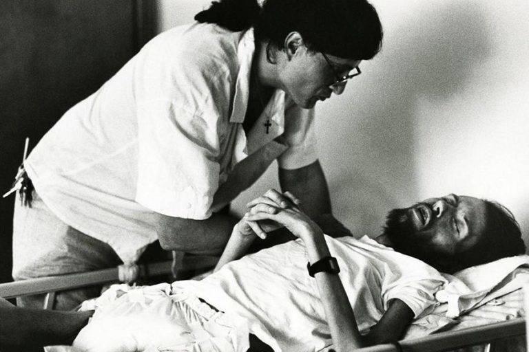 David Kirby In Pain