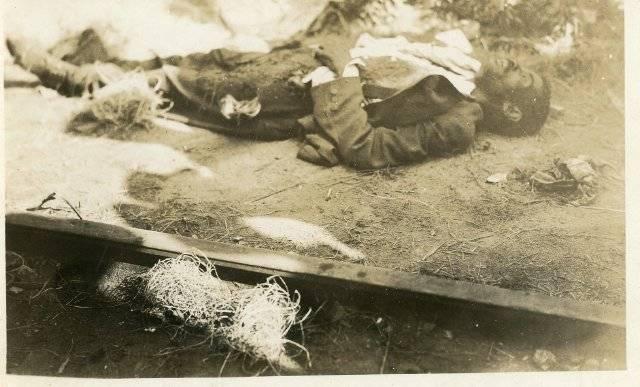 Dead Man Tulsa Riot