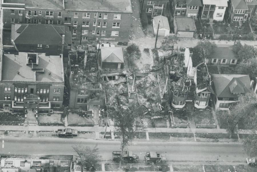 Detroit Destruction