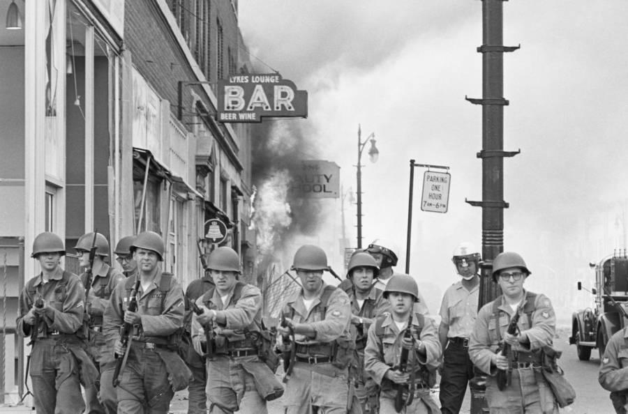 Detroit National Guard