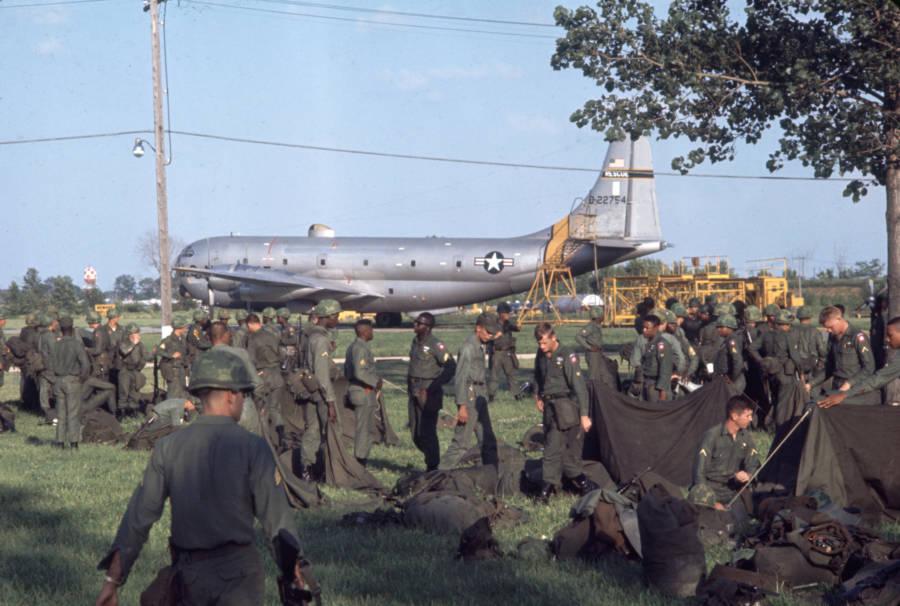 Detroit Plane Army