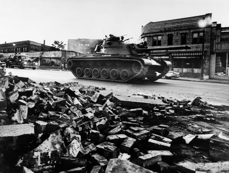 Detroit Tank