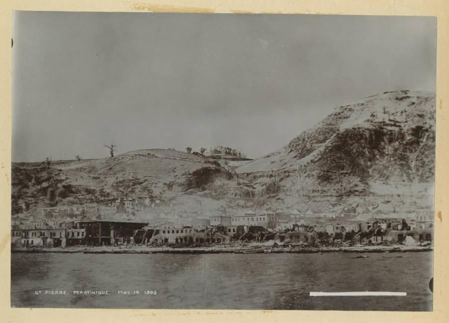 Devastation Of Martinique