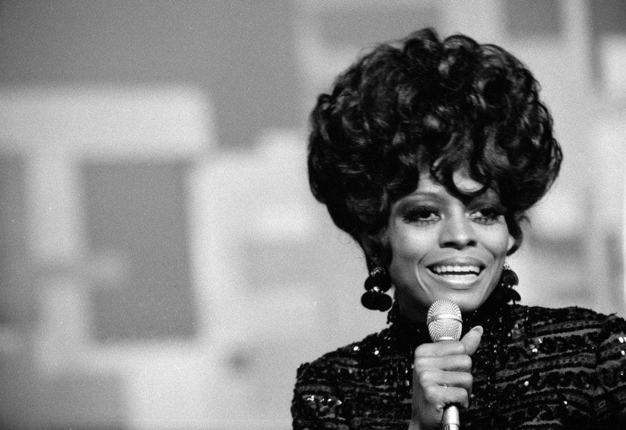 Diana Ross Singing