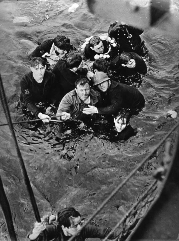 Dunkirk Evacuation Rope