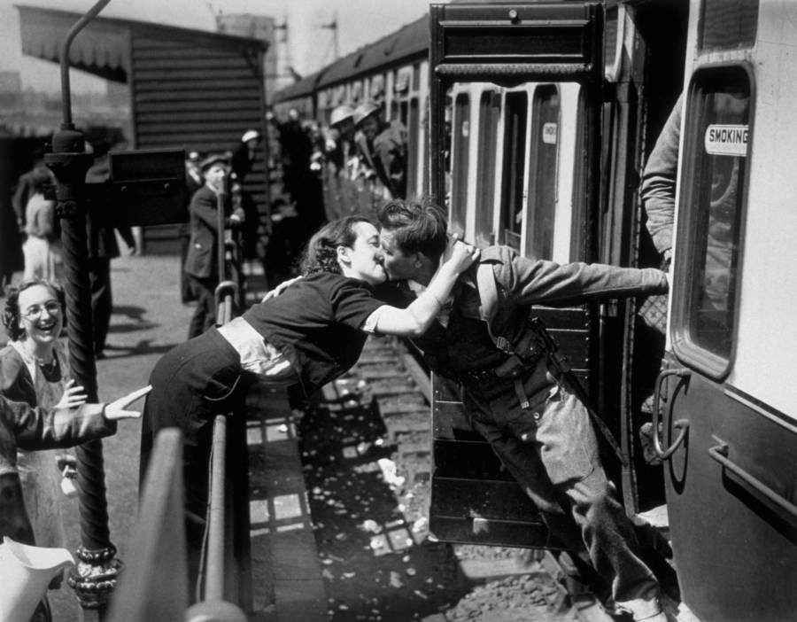Dunkirk Evacuation Welcome Home