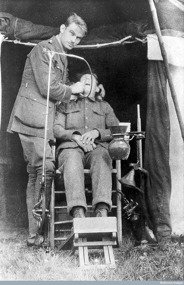 Early War Dentist