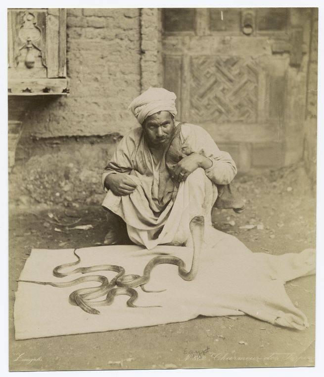 Egyptian Snake Charmer Mat