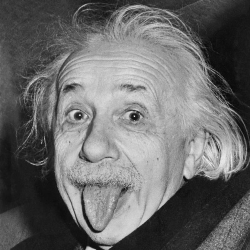 Einstein Picture Cropped Closeup