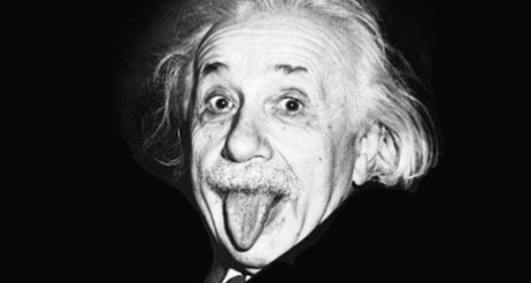 The Fascinating Story Behind Albert Einstein's Iconic ...