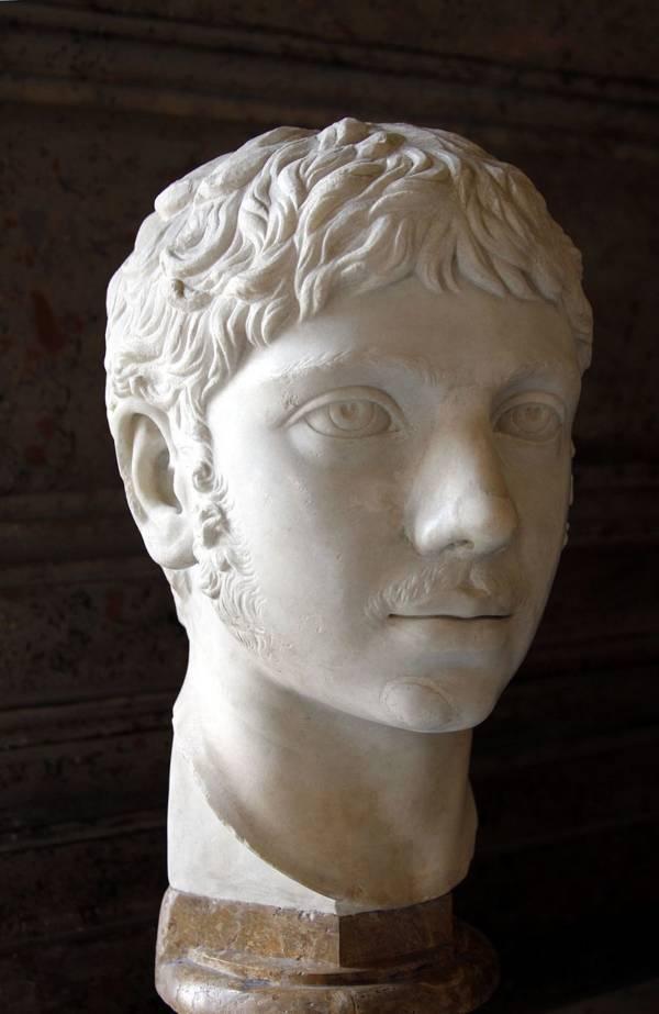 Elagabalus Bust