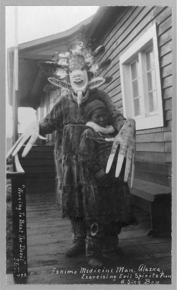 Eskimo Medicine Man