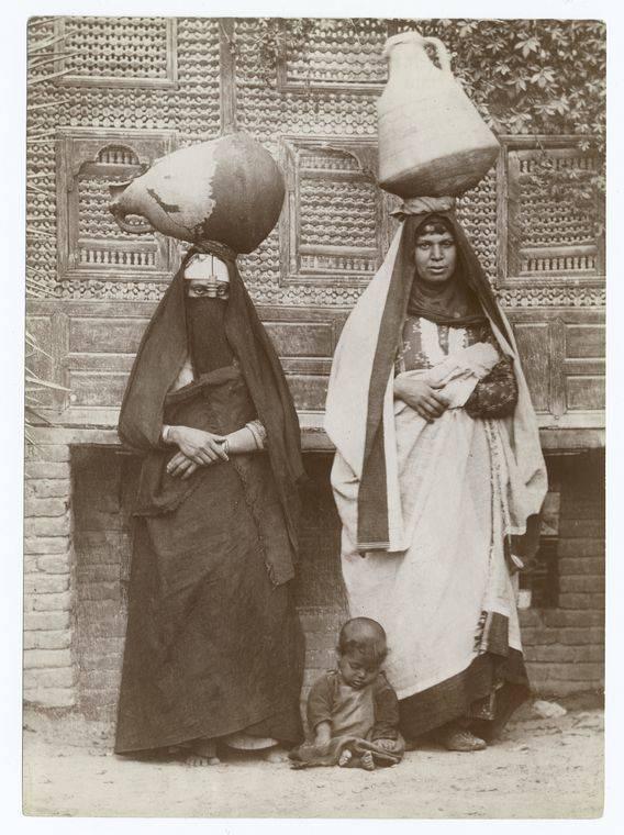 Fellah Women Egypt