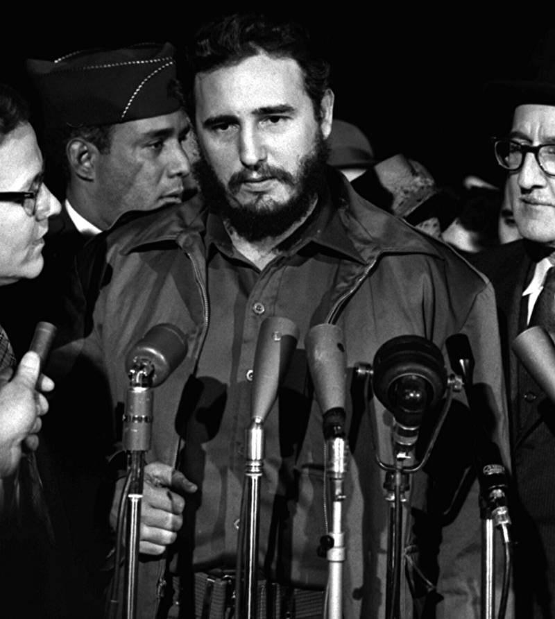 Fidel Castro 50s