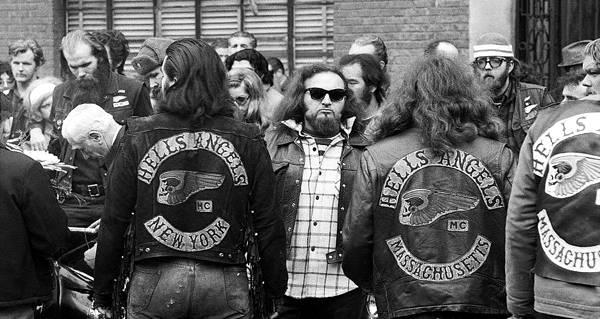 Outlaw Biker Gangs: Vintage Photos From Inside The Criminal