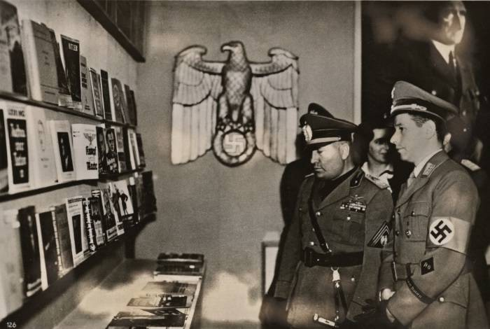 German Book Exposition In Rome