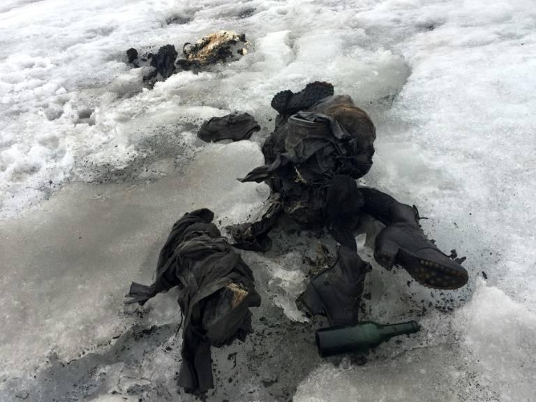 Glacier Bodies