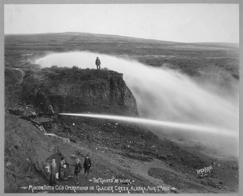 Glacier Creek Mining Operation