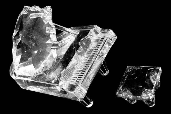 Glass Piano