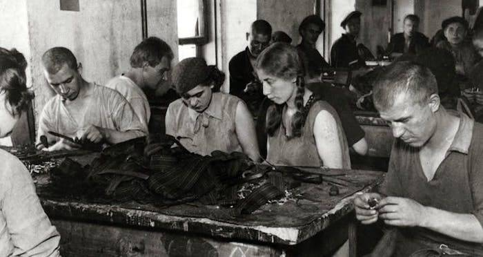 32 Disturbing Photos Inside The Gulag Prisons Of The Soviet