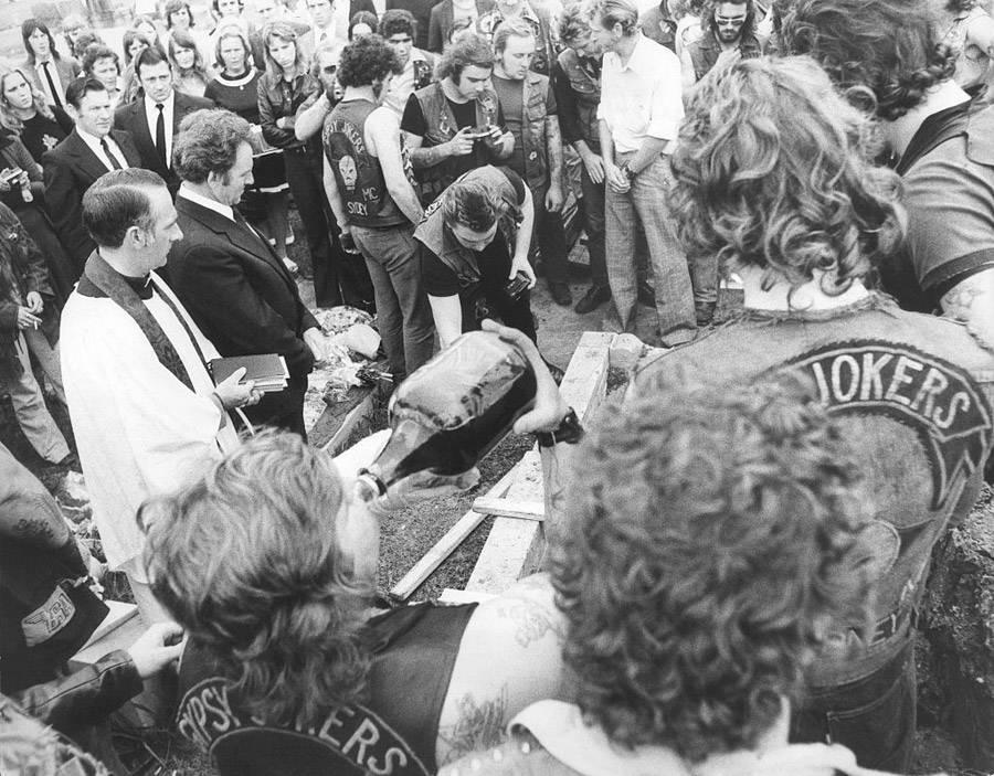 Gypsy Funeral