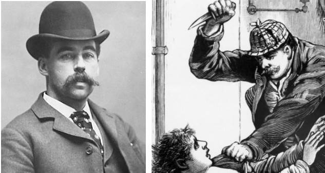 Jack The Ripper And H.H. Holmes