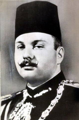 Insane Rulers Farouk