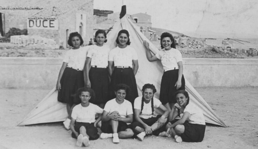 Italian Littorio Youth