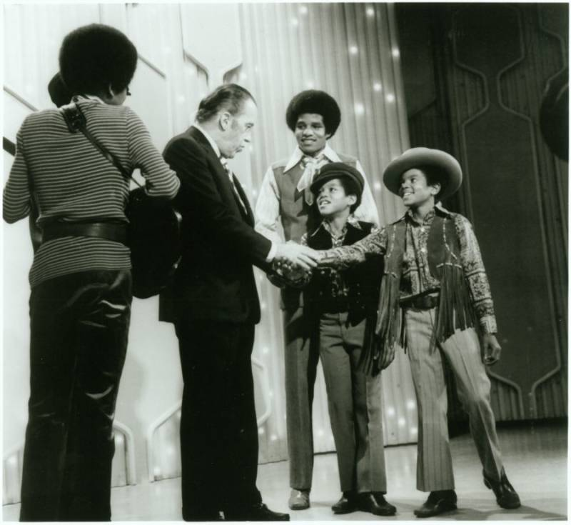 Jackson Five With Sullivan