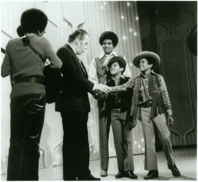 Jackson Five With Sullivan