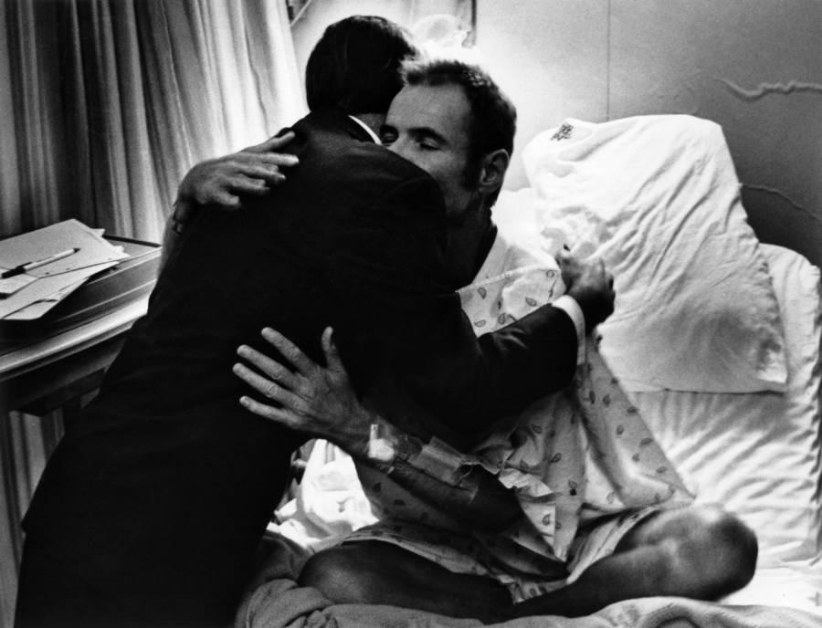 James Parcell Hug