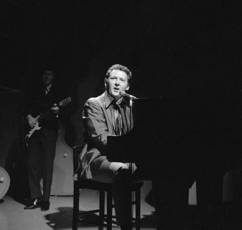 Jerry Lee Lewis Piano