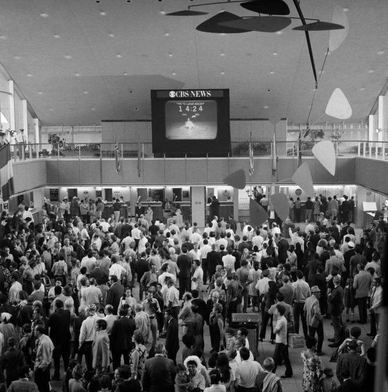 Jfk Airport Apollo 11