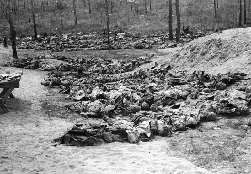 Katyn Dead Exhumed