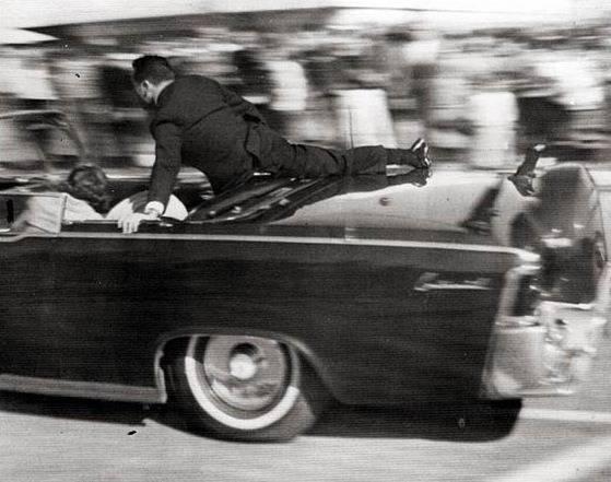 Kennedy Assassination Clint Hill