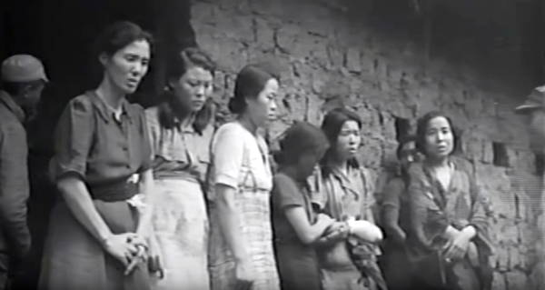 First-Ever Footage Reveals Wwii Japans System Of Sex Slavery-2456