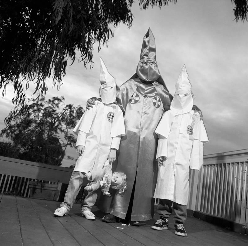 Ku Klux Klan Doll