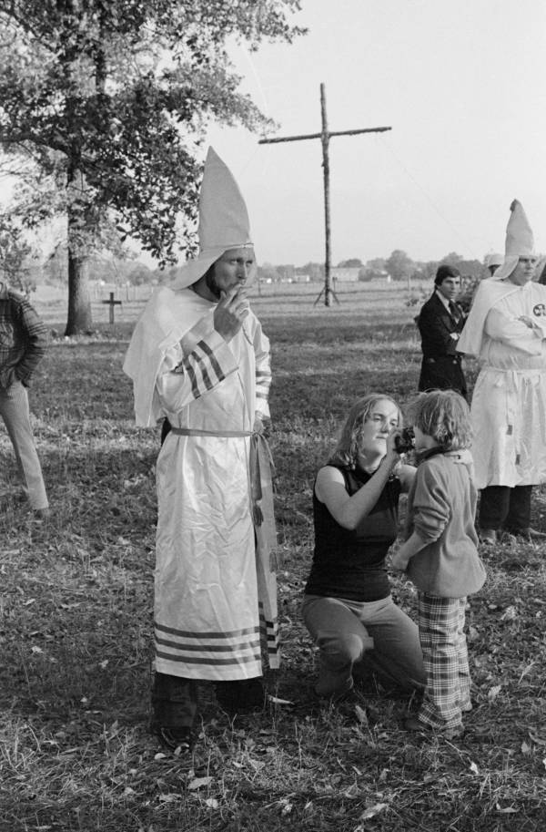 Ku Klux Klan Family