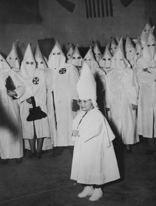 Essay/Term paper: The ku klux klan
