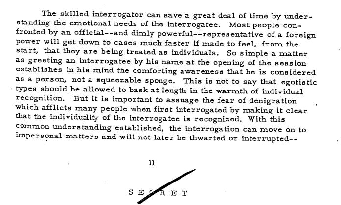 Kubark Paragraph