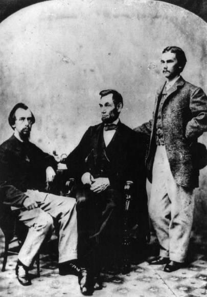 Lincoln John Haye
