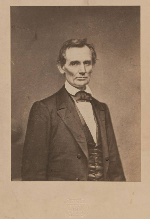 Lincoln Mathew Brady