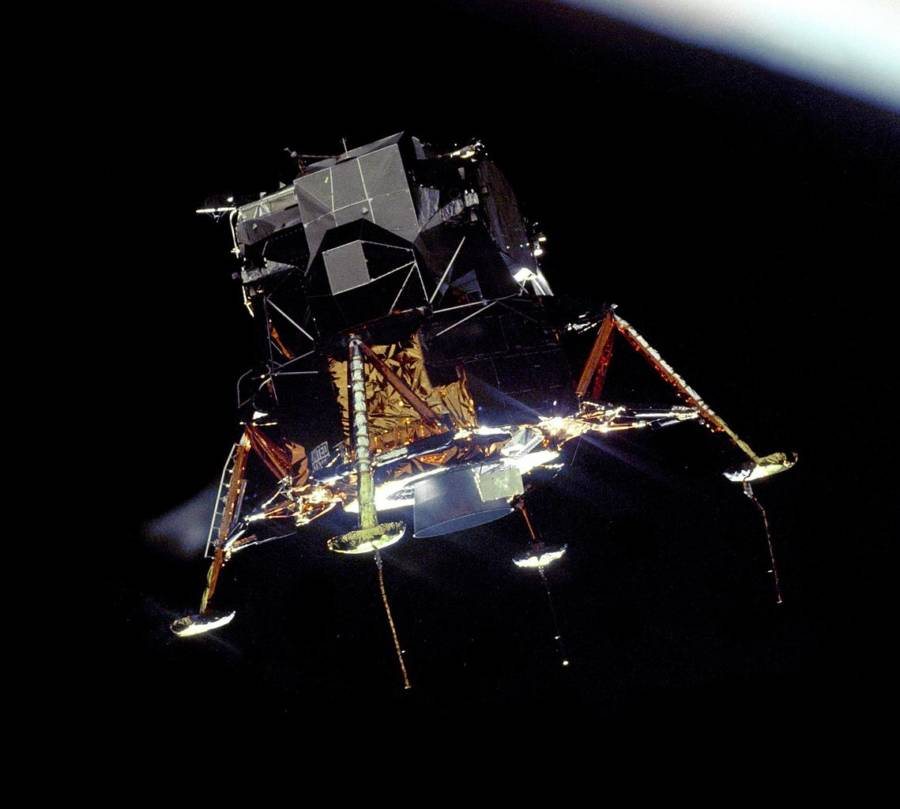 Lunar Module Eagle