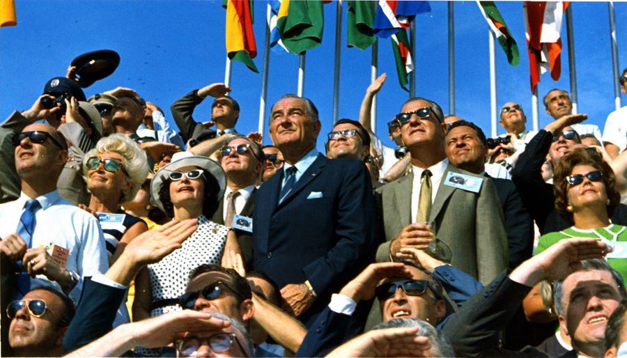Lyndon Johnson Spiro Agnew