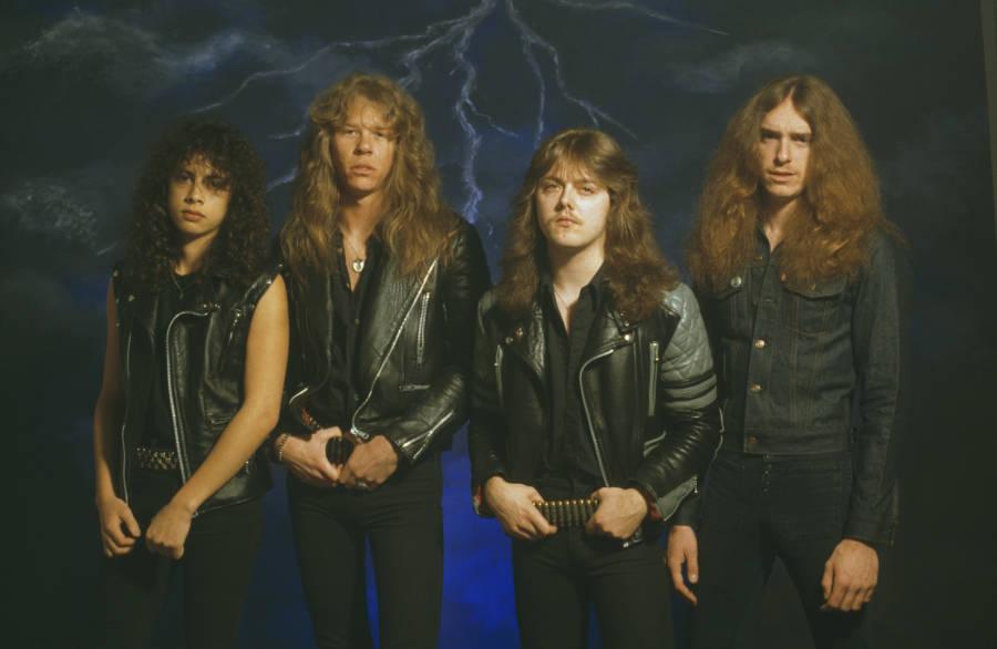 Metallica Lightning