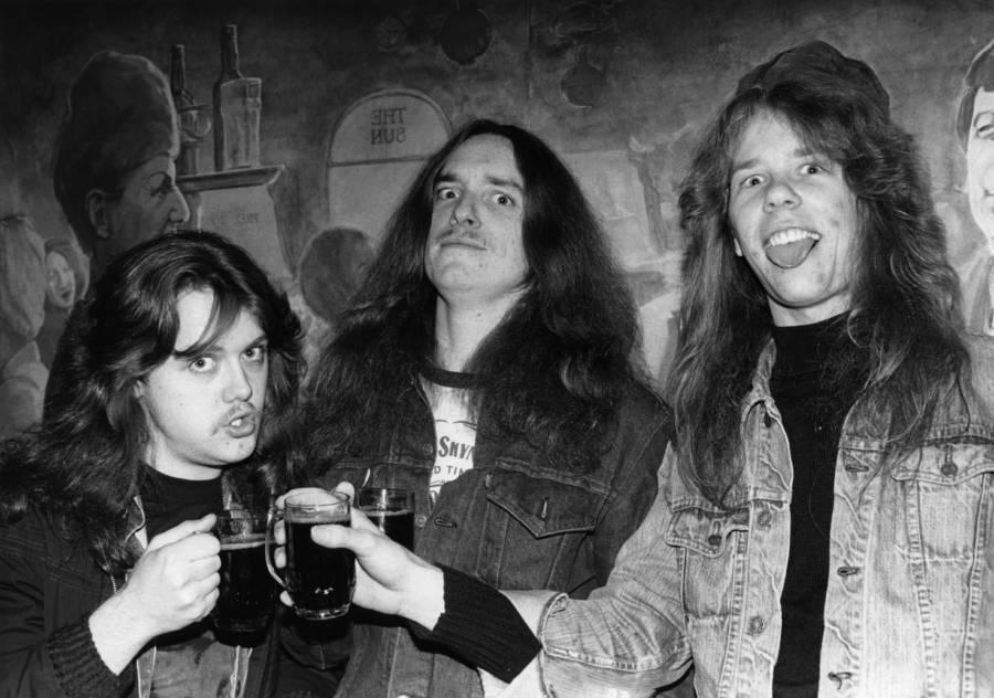 Metallica Young