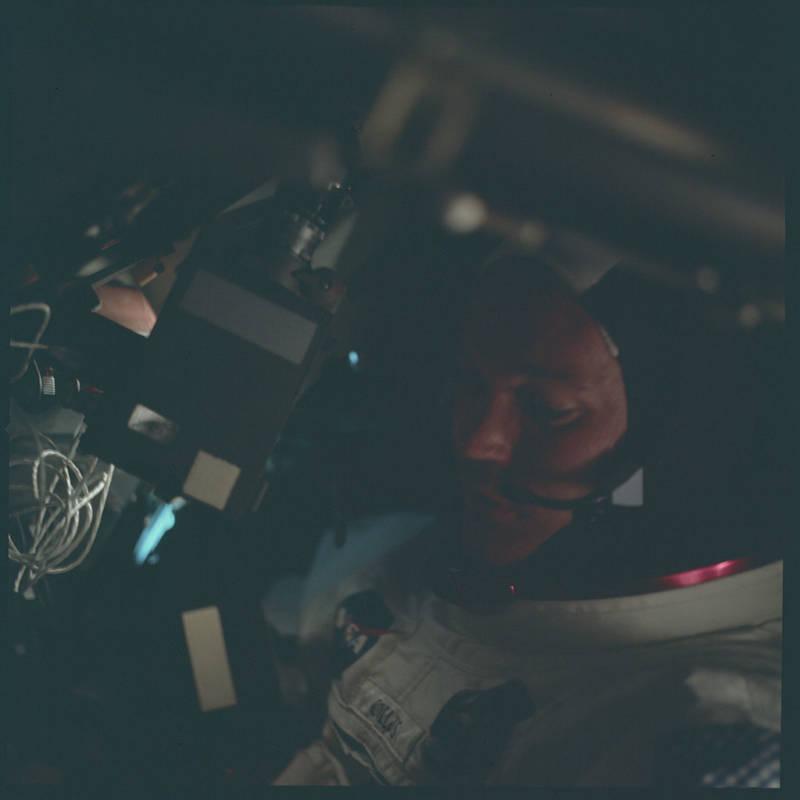Michael Collins In Apollo