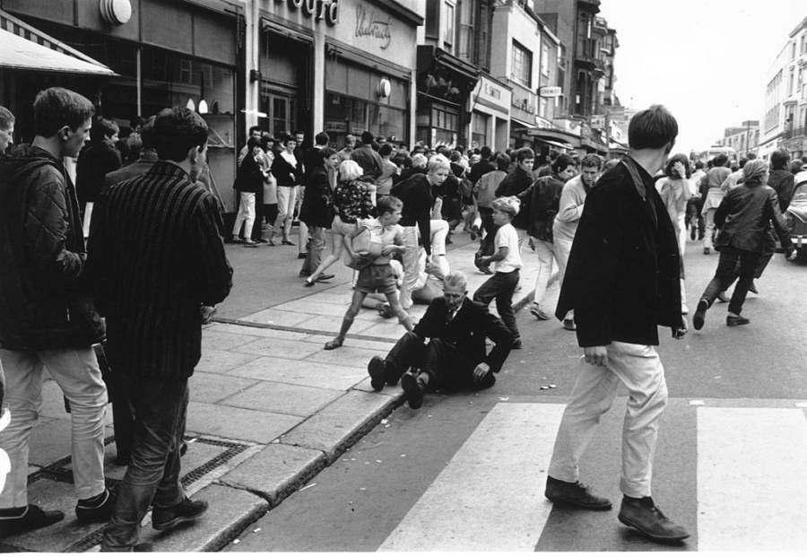 Mods Vs Rockers Streets