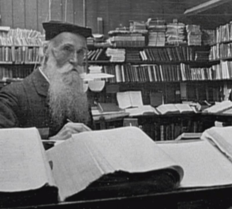Murray At Work Scriptorium
